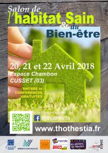 Thothestia - Salon de l'habitat sain Cusset 2018