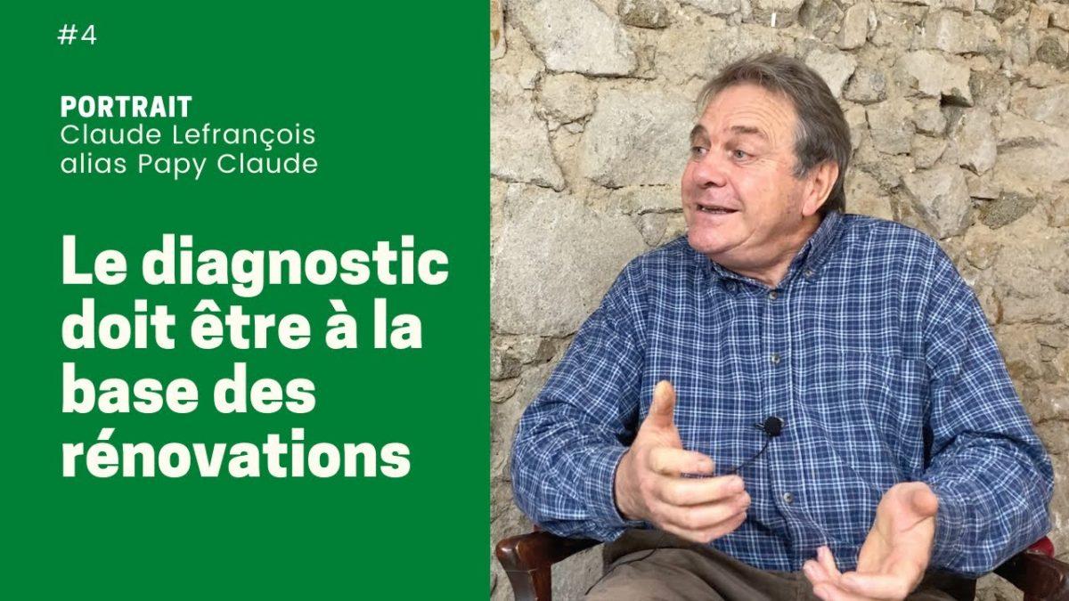 Papy Claude nous parle du diagnostic